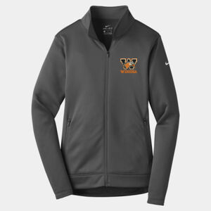 Ladies Nike Therma FIT Full Zip Fleece Thumbnail